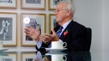 Bob Taylor - cricket greats