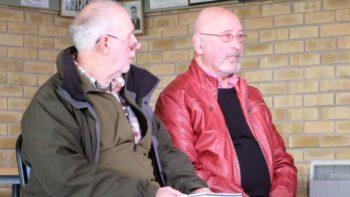 Malcom Tweats and Brian Tatton - Leek CC history