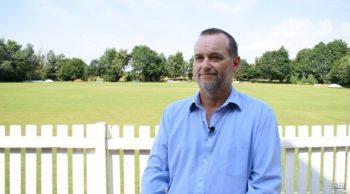 Simon Lacey - Derbyshire cricket grounds